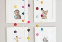 Kids Mobiles / Cute Kids Room Mobile Decor and Interior Ideas