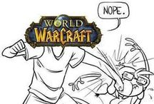 Entertainment: Video Games, Warcraft / The best game ever. / by Brena Caine