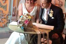 Our perfect alice in wonderland wedding / Mr & Mrs Edwards - Preston Court 11.07.14