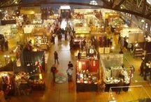 2014 Foundry Artists / 65 Regional Artists and  Crafters exhibiting their wares for two weekends in December.