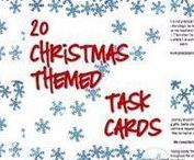 Task Cards for all occassions. / Cards that can be used as group and individual activities. These cards also make excellent extension and homework tasks.