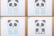 Tekenen / Dingen die met tekenen te maken hebben