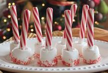 Candy Canes / Candy Canes | how to make use of your candy canes | Peppermints| recipes | how to