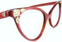 Glasses / Eyeglasses, spectacles, anteojos