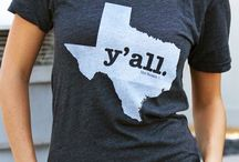 Texas / Texas and Barbeque and other wonderful things