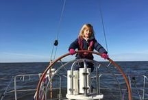 Kids Afloat / Let's get children outdoors having fun on the water! #sailingkids