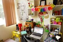 Decor: Home office decor / Home office by Majô Molieri
