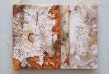 gone rustic handmade books
