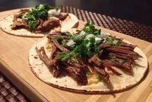 Tacos, Burritos and more! / Authentic tacos, burritos and more!