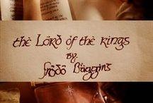 LotR & Hobbit Quotes and Elvish