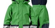 Kid's Outdoor Green / Children's clothing in green - fun for outdoors, sailing, Forest School, adventures from www.nipperskipper.co.uk