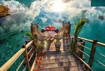 Vacation / I wanna go HERE! / by Jill Valdez