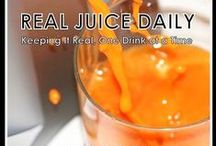 Just Juice / by Real Food Rehab