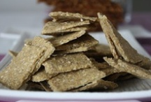 Crackers, Chips, Bars & Breads / by Raw Food Rehab