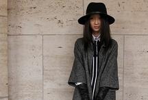 Street Style Fashion week NY A/W 2013