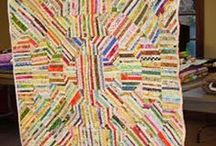 Quilts By Colors--Multi Colored / by LaDonna Wilson