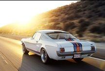 American Dream / beautiful car, american mustle car