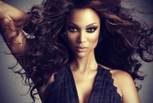 Tyra Banks / Just smize darling
