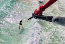 Wake/Kitesurfing