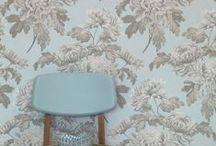 Elegant Floral Wallpaper | Walls Republic / Elegant Floral Wallpaper by Walls Republic. New Collections.