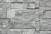 Faux Stone Wallpaper | Walls Republic / Faux stone home wallpaper by Walls Republic.