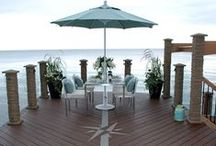 Waterfront Designs / When you've got an amazing view, you want an amazing deck to enjoy it from!