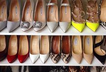 """/// shoes / """"A woman can carry a bag, but it is the shoe that carries the woman."""" – Christian Louboutin"""