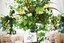 The Botanical Gardens / We plan lots of gorgeous marquee weddings where the outdoors is a key ingredient to the day. This has inspired our board dedicated to luscious ways to bring the outdoors in!