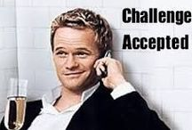 barney stinson challenge accepted