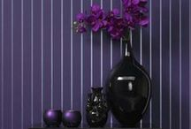 Radiant Orchid Wallpaper | Walls Republic / Introducing wallpapers in Pantone's 2014 colour of the year