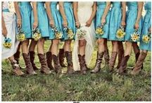 Nashville Hootanany / Inspired by my love of hit TV series 'Nashville', here's some wedding and party inspiration cowboy style - now where are my boots?!