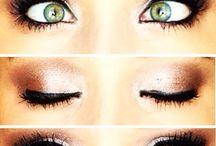 Make-Up / ʝυѕт gℓαм..... / by Riley