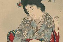 Japan * Ukiyo-e * / Ukiyo-e et estampes japonaises