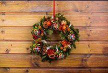 Boże Narodzenie / Święta na ludowo, ozdoby świąteczne, prezenty na Boże Narodzenie