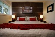 Bedrooms / Brilliant bedrooms to recharge you at the end of a busy day!