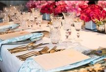Wedding Industry Dinner - May 2015 / I was delighted to plan and style a very intimate dinner for top wedding planners at the sumptuous stately gem of Waddesdon Manor, Buckinghamshire. Here are some images of the evening.