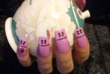 nail art / Beautiful nail art designs