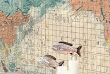 Old Vintage World Map Murals | Walls Republic / Explore worldy possibilities for your interiors with these beautiful old vintage world map murals! These murals are vibrant and interactive and add a piece of history and culture to your home or business interiors. For a vast selection on vintage and antique world map maps, check out our catalogue at http://www.wallsrepublic.com/world-map-wallpaper-murals-s/2059.htm.