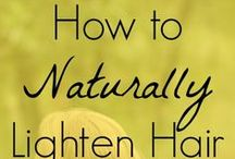 Fabulous hair treatments / Tips and tricks for natural healthy hair