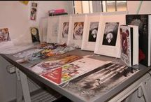 Studio A Castello / Studio A Castello is a studio of illustration and comics. We are Laura Re, Annalisa Leoni ed Isabella Mazzanti. This is our FB page: https://www.facebook.com/studioAcastello/