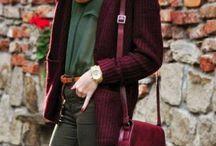 FASHION | Fall / Autumn Herbst Outfit Ideen / Outfits im Herbst sind immer wunderschön zum Stylen: Schals, leichte Pullover, hübsche Boots... fertig! Hier sammel ich meine Inspirationen für Herbstmode!