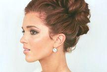 HOCHZEIT | Frisuren / Einfache Frisuren & Hair Tutorials sowie Beiträge rundum Haarpflege!