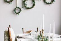 CHRISTMAS | Dekoration für Zuhause / Ideen und Inspirationen für schöne Weihnachtsdeko!