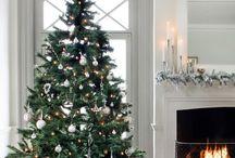 CHRISTMAS | Schöne Weihnachtsbäume / Inspirationen für wunderschöne Weihnachtsbäume!