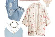 FASHION | Spring Frühling Outfit Ideen / Ich liebe den Frühling! Endlich kann man wieder seine hellen Farben und das Weiß aus dem Kleiderschrank holen und das Jahr frisch einleiten. Auf diesem Board pinne ich Ideen für Outfits im Frühling!