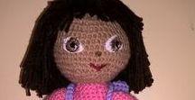 My works / saját alkotások / amigurumi, dolls