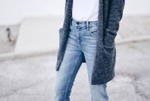 FASHION | Casual Outfit / Gemütlich, relaxt, chillig: Das casual Outfit! Must have: Jeans! Oder auch nicht. Hauptsache Casual!