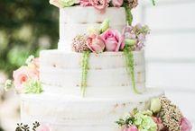 HOCHZEIT | Torten & Gebäck / Hochzeitstorten ansprechend fotografieren - hier pinne ich Ideen und Beispielbilder!