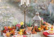 HOCHZEIT | Cinco De Mayo Inspiration / Wie wäre es mit einer richtig ausgefallenen, bunten und witzigen Hochzeit? Cinco de Mayo (spanisch für 5. Mai) ist ein mexikanischer Feiertag, der aber eher außerhalb Mexikos gefeiert wird. Nicht zu verwechseln mit Día De Los Muertos im Oktober/November :) Holt die Farben aus dem Schrank und die Tacos auf den Tisch und feiert mit Tequila und Piñata eure Hochzeit!