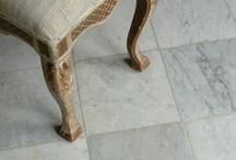 Reclaimed Flooring Ideas.....Antique Tile, Marble, Stone, and Wood Floors / Looking for ideas to create stunning floors in your home? Here is a selection of floors reclaimed from great homes in Europe and available for you to use in your home! More at www.chateaudomingue.com